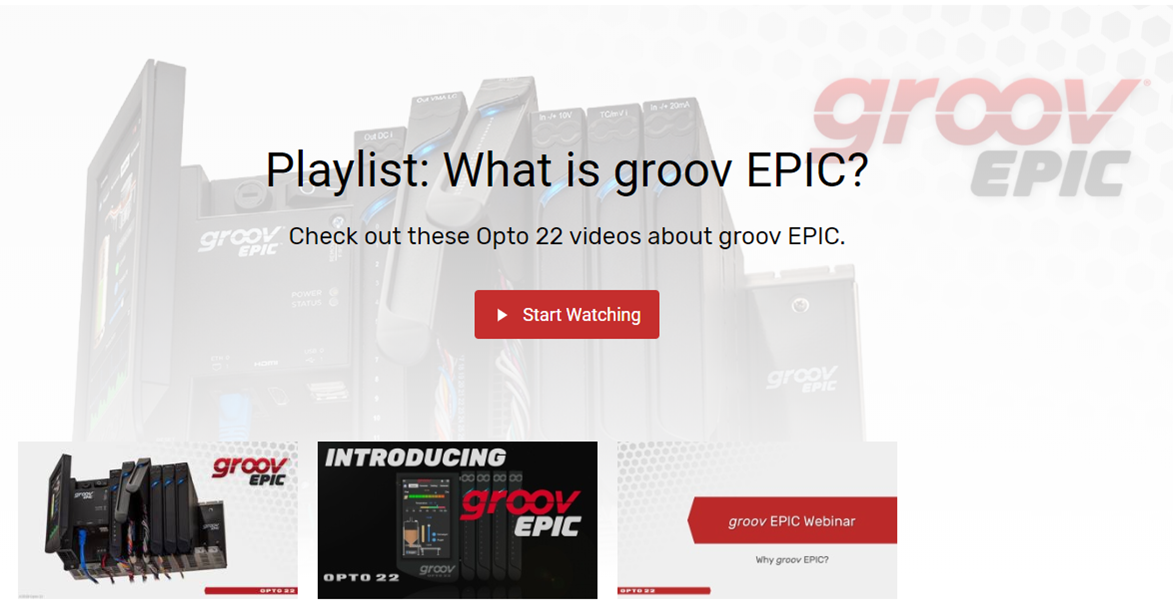 Playlist: What is EPIC?